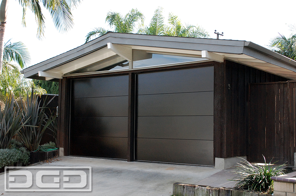how to open a locked tilt garage door