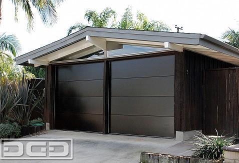 Mid Century Garage Doors Gates In Long Beach Ca Dynamic