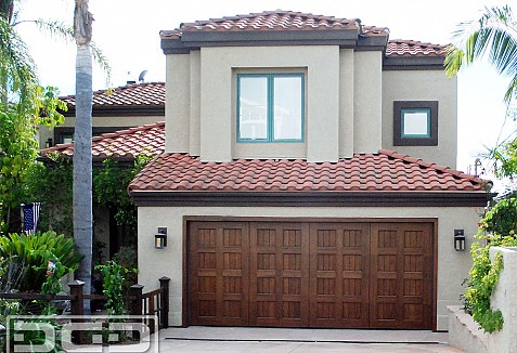Photos dynamic garage door projects for Mediterranean garage doors