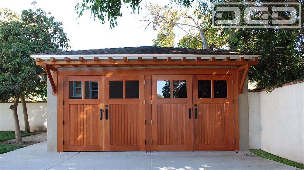 Garage Conversion Doors out-swing carriage door conversion ideas for your garage project