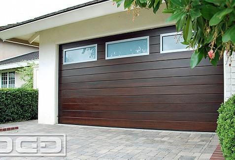Designer Garage Doors tuscan garage door 02 european style garage door designs from tuscany italy mediterranean Custom Modern Wood Garage Door In La