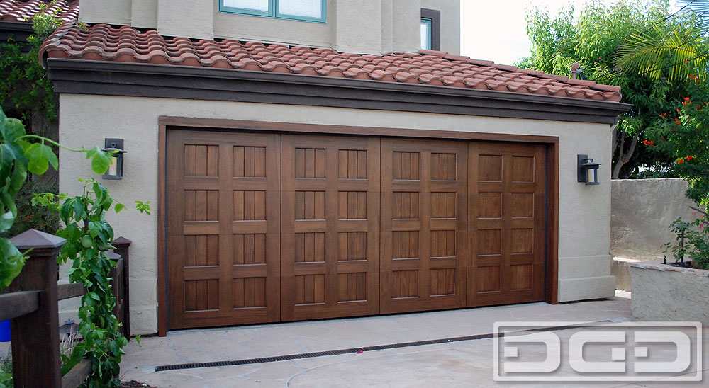 San Diego Custom Garage Doors