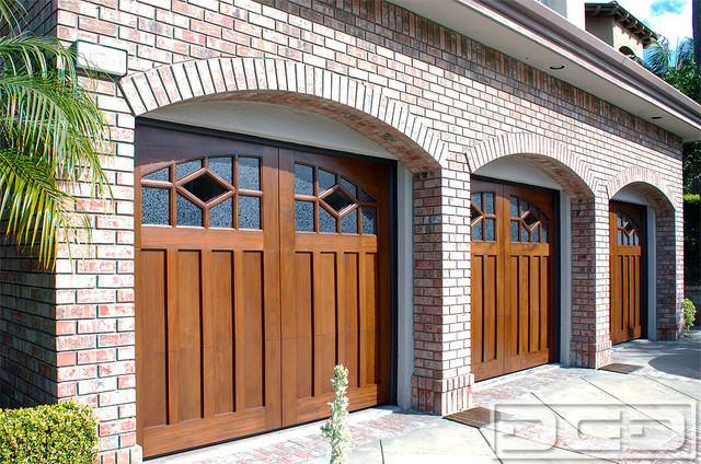 Custom Manufactured Garage Doors