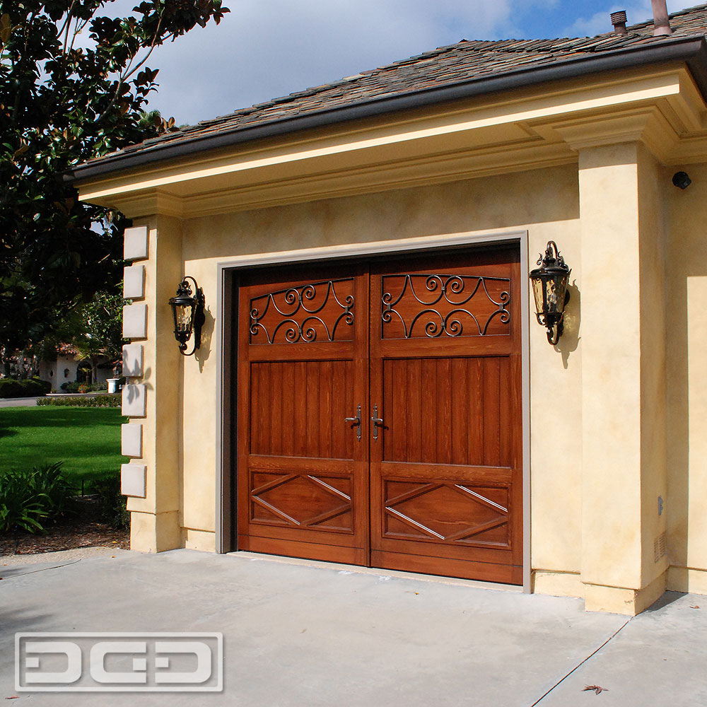 Custom french architectural european entry doors shipped for Garage side entry door