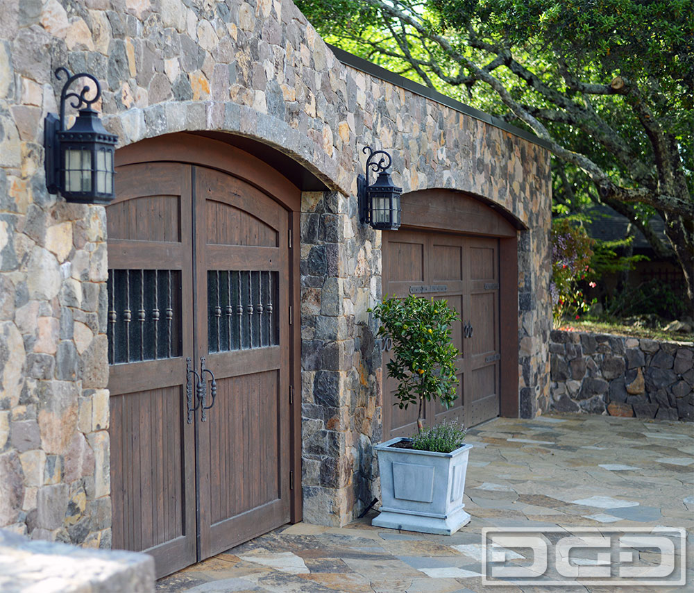 Tuscan Garage Doors & Carriage Doors