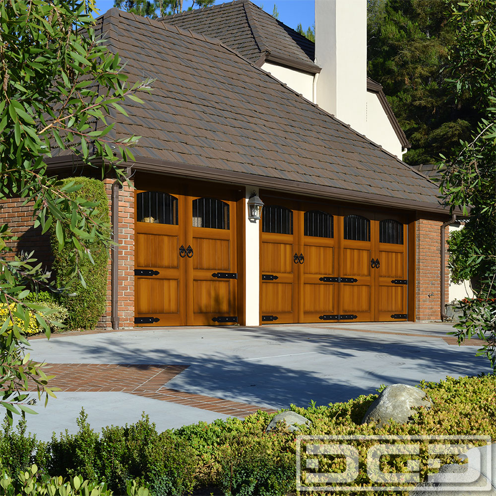 Dynamic garage door projects for Composite wood garage doors