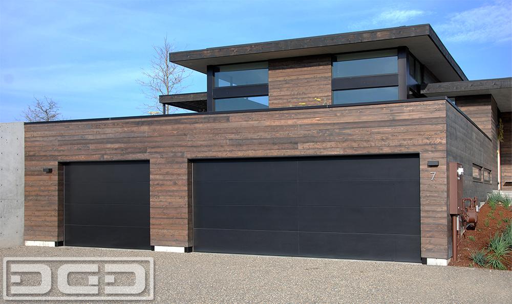 Modern Architectural Garage Doors